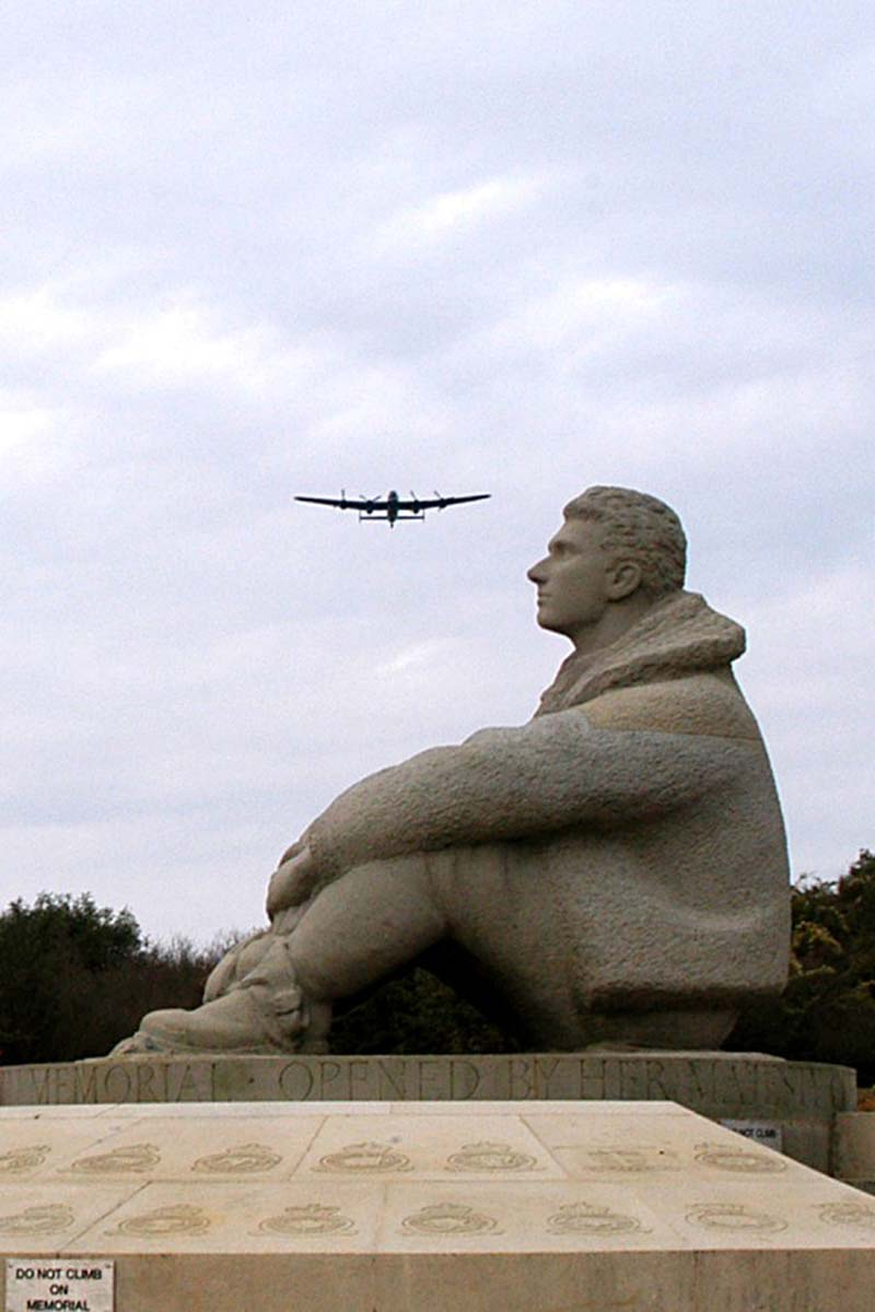 Battle of Britain Memorial 01