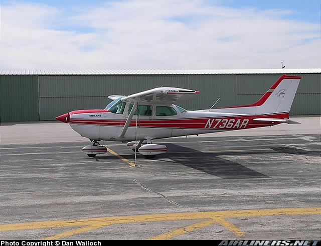 Cessna 172K Hawk XP - N736AR