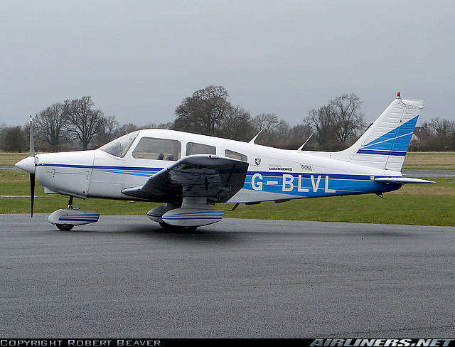 PA-28 161 Warrior II - G-BLVL